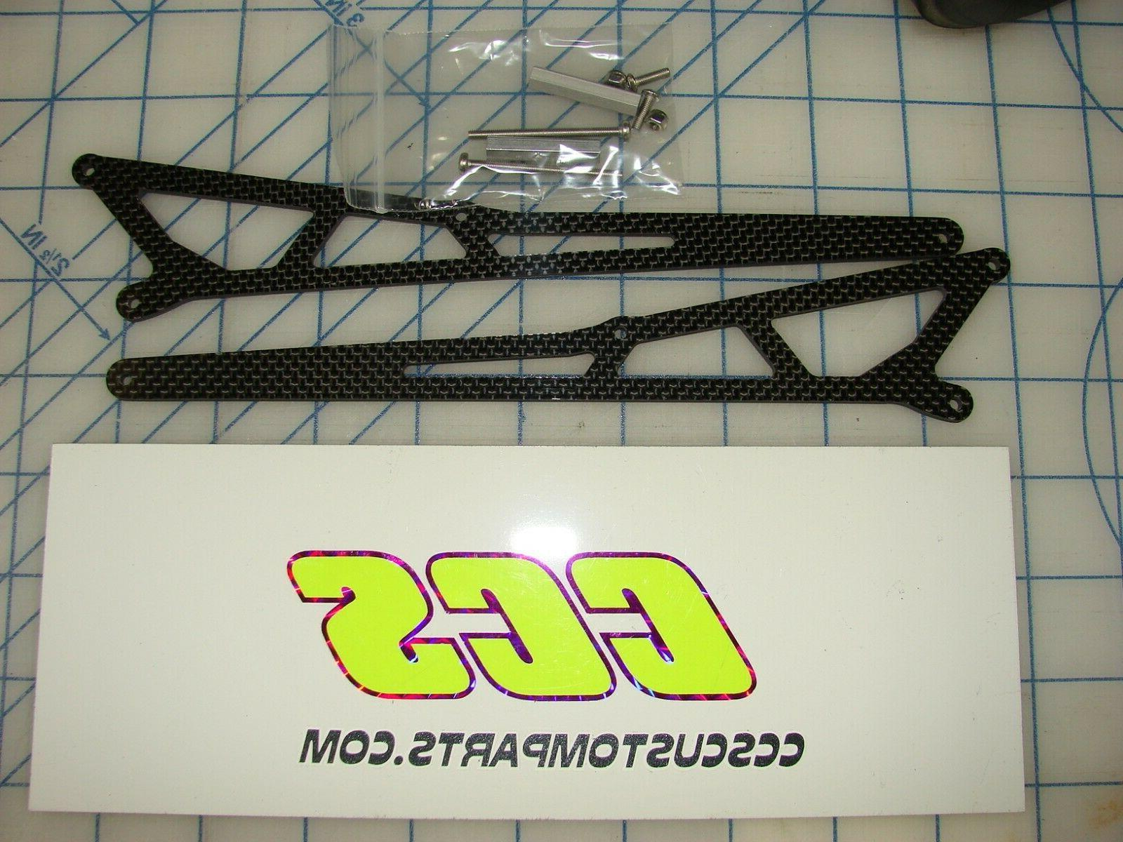 dr10 rc drag car 9 wheelie bars