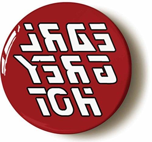 earl grey button pin