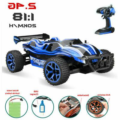 Electric Off-Road Truck 2.4GHz 20km/h Remote Control toy