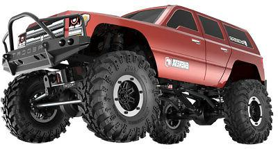 Redcat Sport 1/10 Scale Off-Road RC Burnt