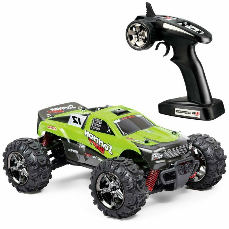Gas Rc Cars Off Road Electric Remote Control Powered Buggy T