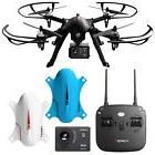 Force1 F100 Ghost Drone with Camera - 1080p Remote Control B