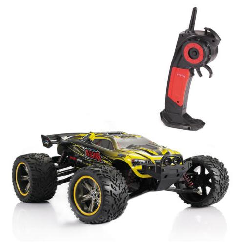 Electric RC Car 33MPH 2.4GHz Off-Road Monster Truck Fast Speed
