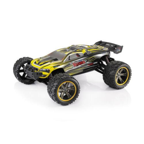 Electric RC 1/12 33MPH 2.4GHz 2WD Off-Road Monster Buggy Fast Speed US