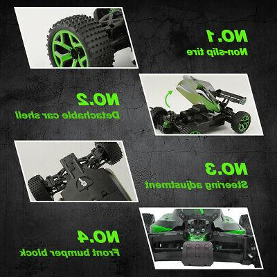 4WD 2.4G Remote Control RC Cars Buggy RC Racing Toy
