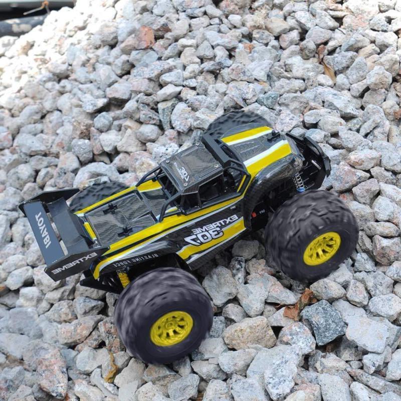 Heavy Car Terrain Monster Truck RC -