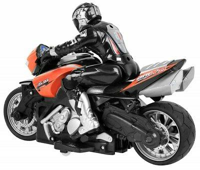 Click N' Play High Speed Motorcycle Riding