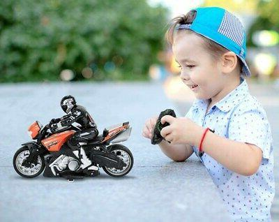 Click Speed RC Motorcycle