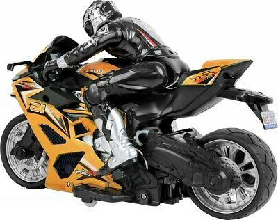 Click N' Play Speed RC Remote Control Stunt Figure
