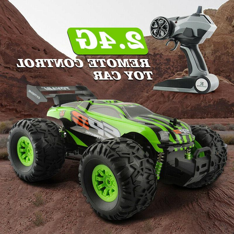 Remote Control Car High Speed Terrain Off Road Vehicle Monst