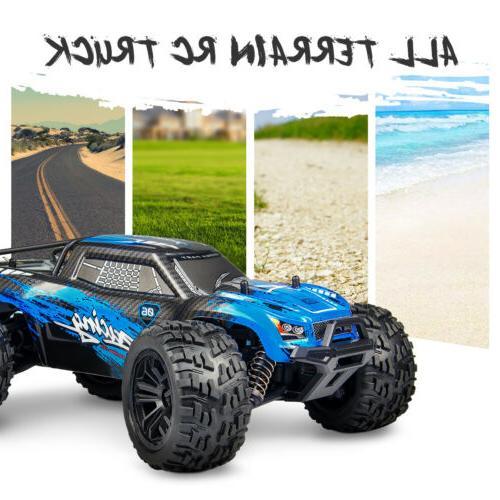 Hosim 2.4Ghz RC Monster Truck Remote Road