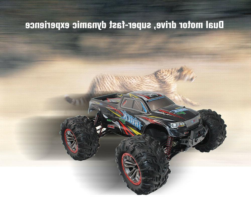 Hosim 9125 1/10 4WD 46km/h High Speed On/Off-Road RC Racing