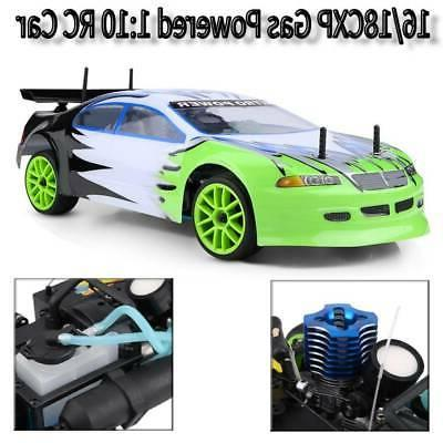 HSP 94102 1/10 2.4G RC Car 4WD Nitro Gas Powered High Speed