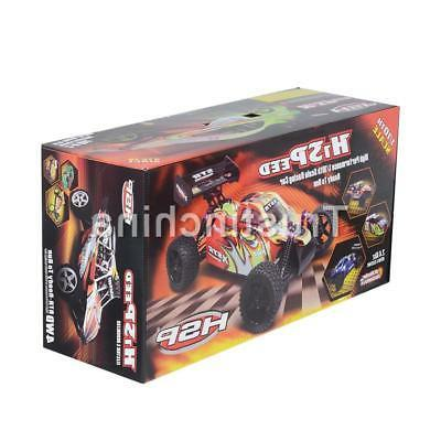 HSP Car 1/10 Scale Nitro Gas Power Models On Racing Buggy Kits