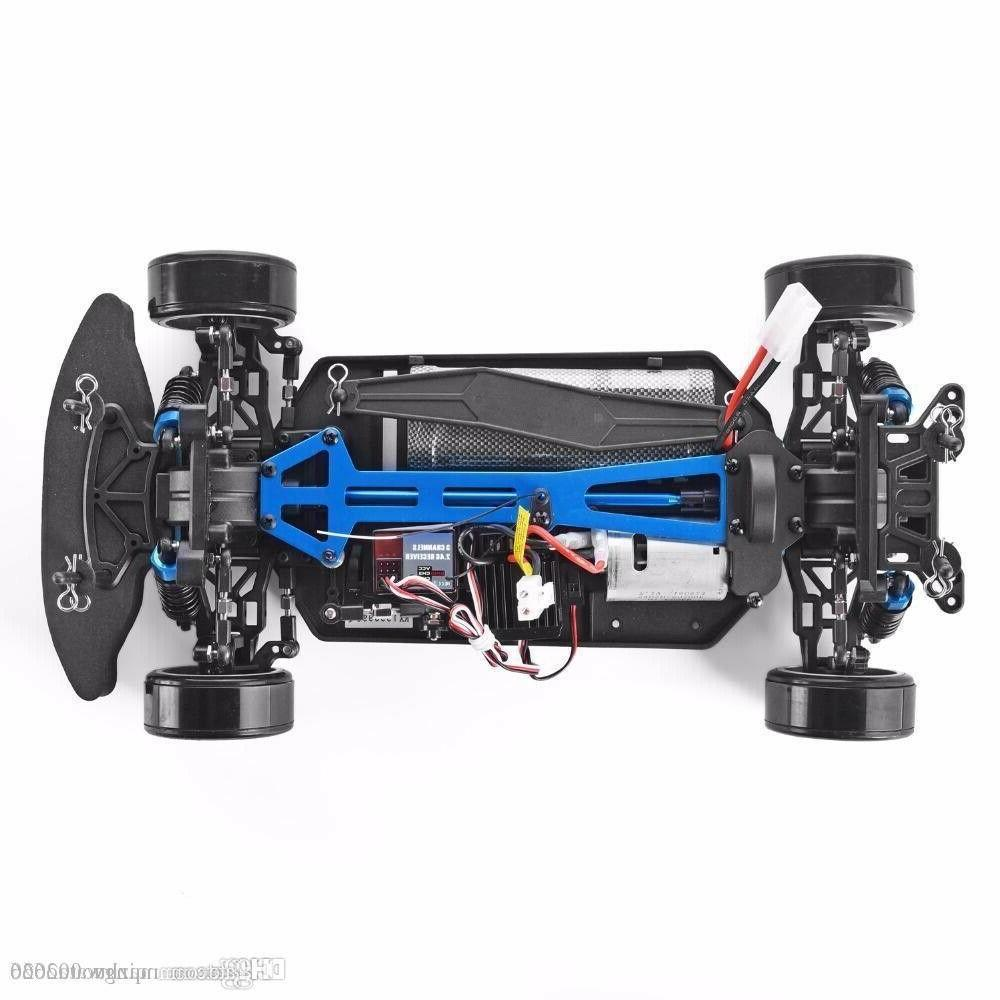 HSP Racing Car 1:10 Scale 4WD RC Drift Fish High Speed d