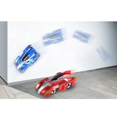 Kid Boy Wall Remote Racing Car Lightweight