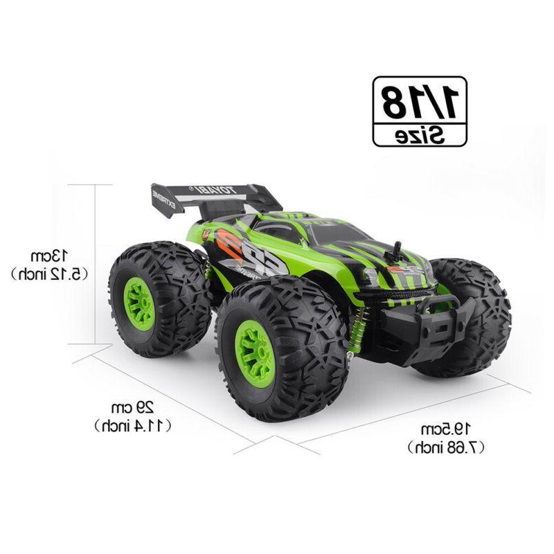 Heavy Duty Remote Control Car Monster -