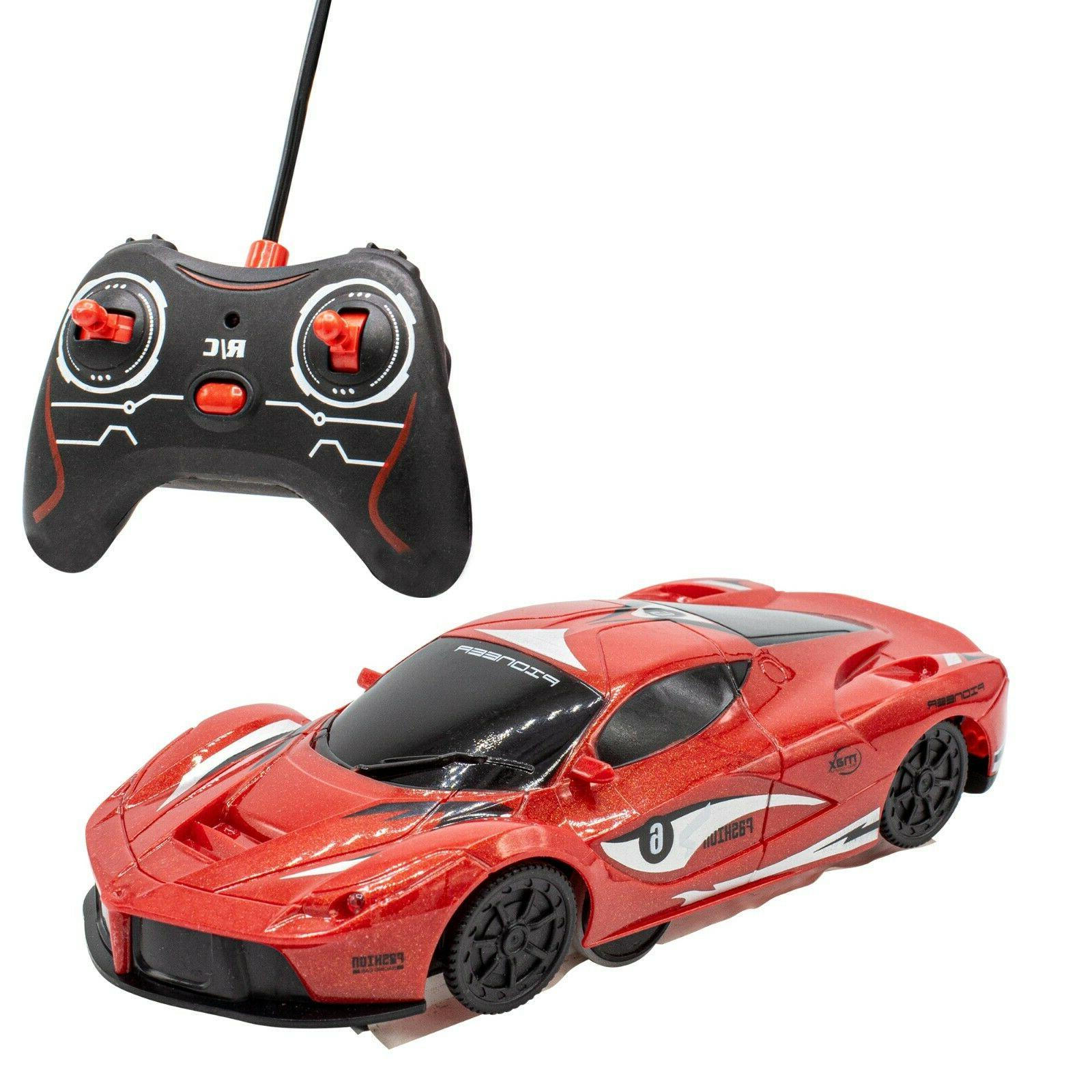 Kids Toy Wall Climbing Car Remote Control Vehicle For Sports Car