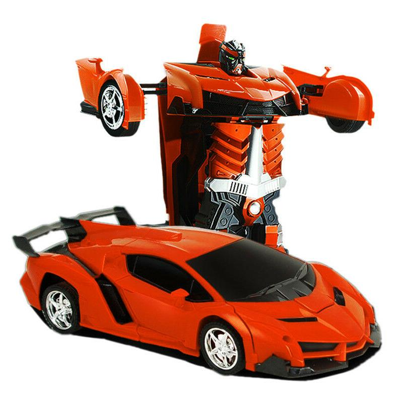 Electric Robot Car Resistant Control Car