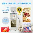 10~999G Automatic Powder Racking&Filling Machine Weigh Fille