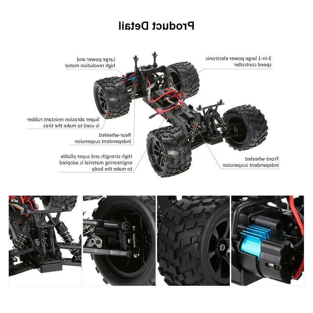 WLtoys L969 Speed RC Truck Remote Car Scale Ghz