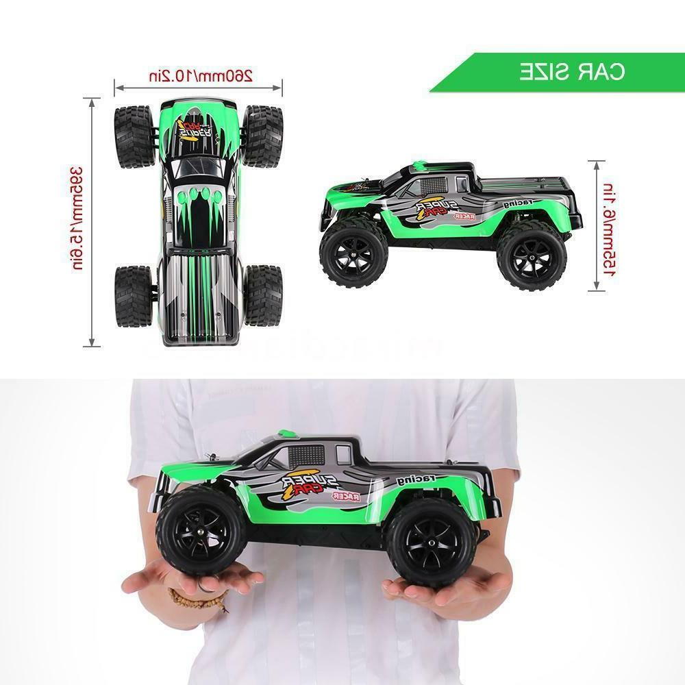 WLtoys Speed RC Truck Remote Car 40 KM/H 1:12 Scale 2.4
