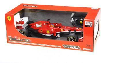 Licensed Ferrari F138 Electric RC Size 1:12 Formula F1 NEW