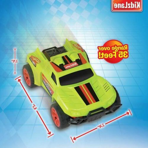 Kidzlane Little Speedster Car All-Direction Control