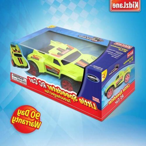 Kidzlane Little Speedster Car for Kids All-Direction