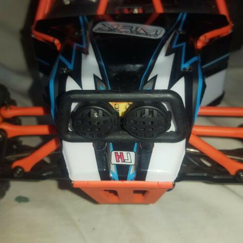 MAX RACER LITEHAWK 4X4 BOX 2312-1707 RC CAR DUNE