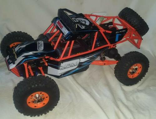 max rock racer 4x4 new out of