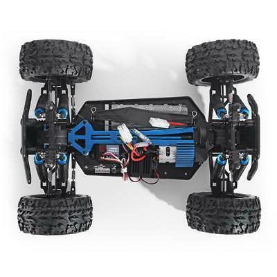 Monsoon™ HYPER TRAXXAS RC Car Scale 4wd Truck