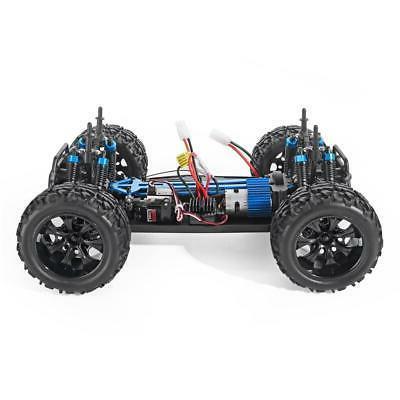 Monsoon™ HYPER TRAXXAS RC Car 1/10 4wd Off Truck