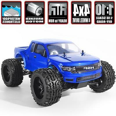 Monsoon™ RC 4wd Monster Truck