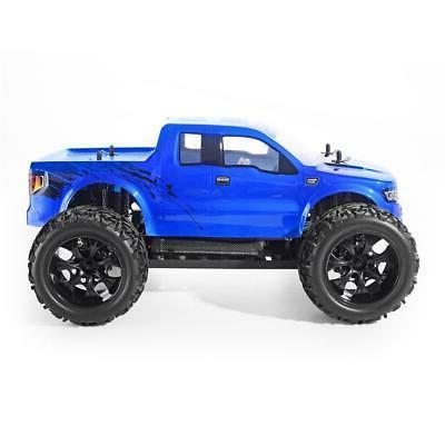 Monsoon™ HYPER RC 1/10 4wd Monster Truck