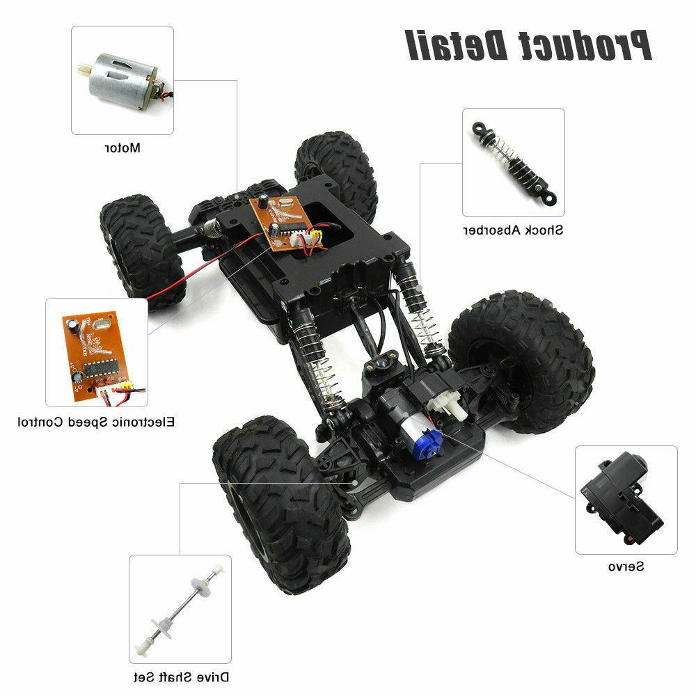Monster Rock Car Remote Control 36Cm