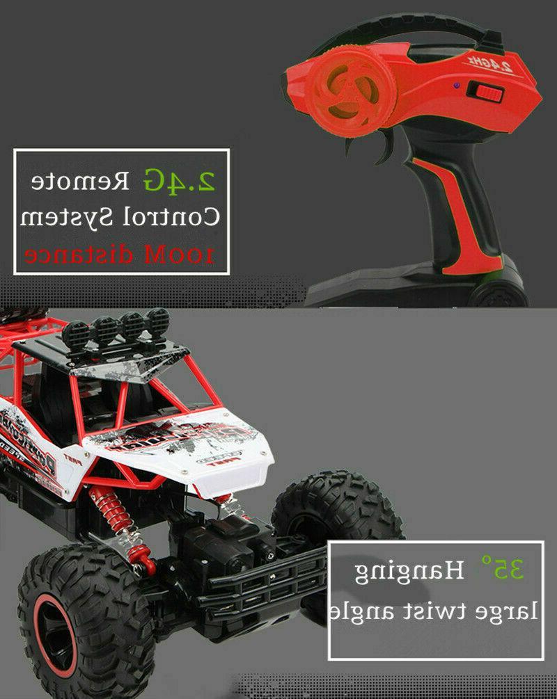 Monster Rock Remote Drift Nitro