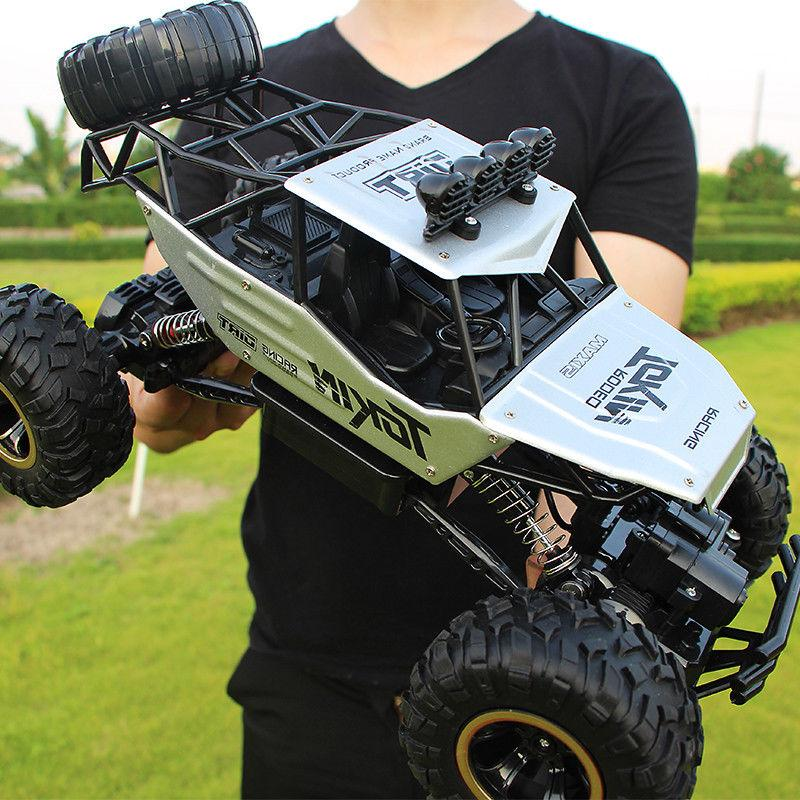monster truck 2 4g rc rock climbing