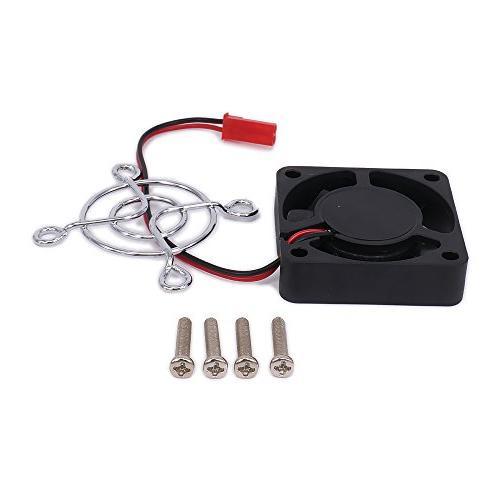 Motor Cooling Fan Sink Heatsink for 1/8 RC Wltoys