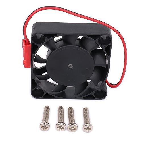 Motor Cooling Fan Sink Heatsink for Wltoys Himoto