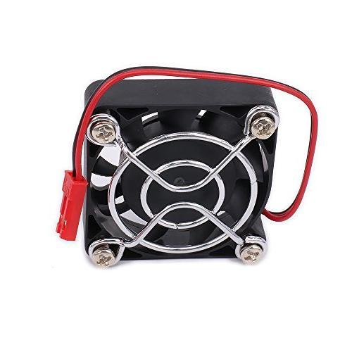 Motor Cooling Fan Sink Heatsink for Boat Wltoys