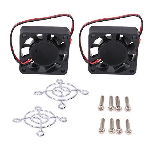 motor cooling fan heat sink