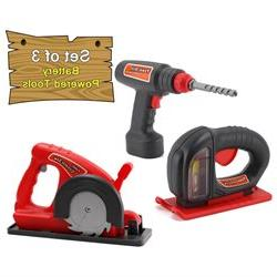 Click N Play Pretend Play Power Tool Combo Toy Set