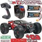 ARRMA Nero Fazon 6S BLX 1/8 4WD Monster Truck w/ Diff Brain
