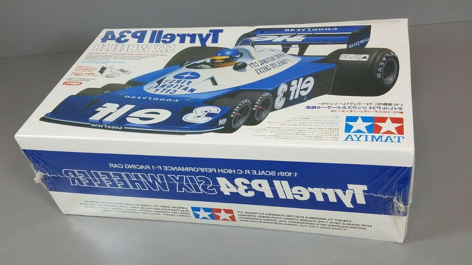 New Tamiya 1/10 Wheeler Racing Car