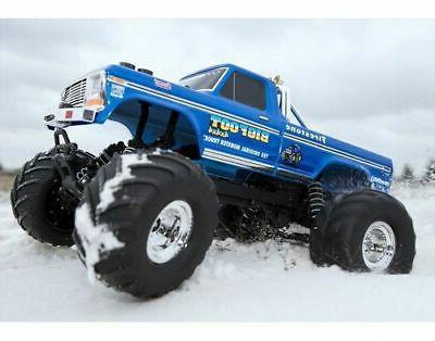 NEW BIGFOOT 2WD RC Monster Truck ID Battery & Quick Charger