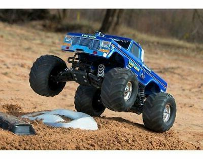 NEW 2WD RTR Monster Truck Quick