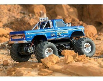 NEW 2WD RTR RC Truck Quick