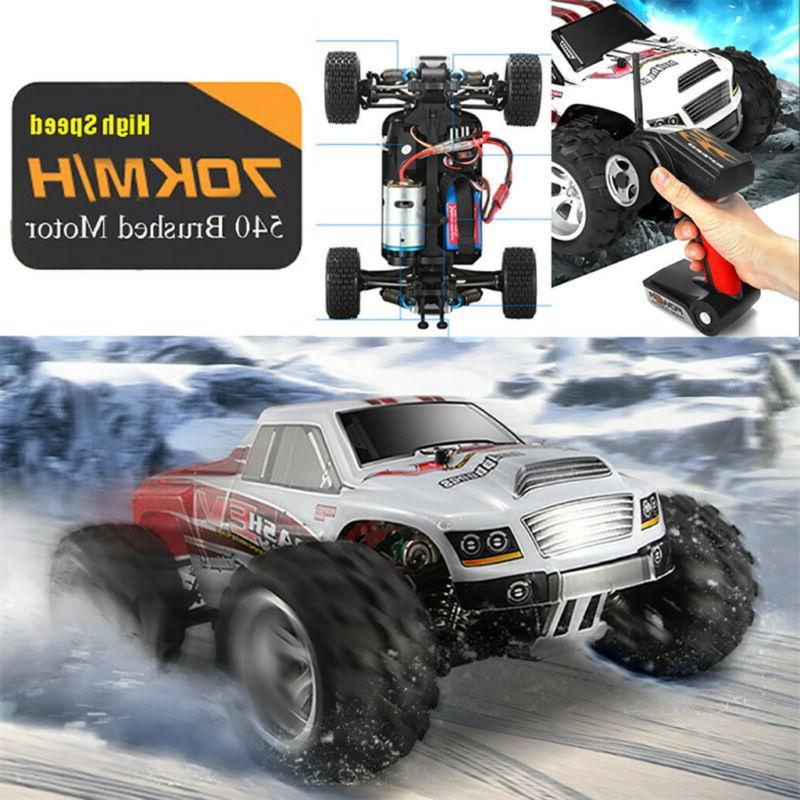 WLtoys A979B 1:18RC Car 2.4G 4WD High Speed 70km/h Off-Road