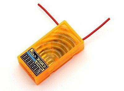 HobbyKing OrangeRx R615X DSM2/DSMX Compatible 6Ch 2 4GHz Receiver